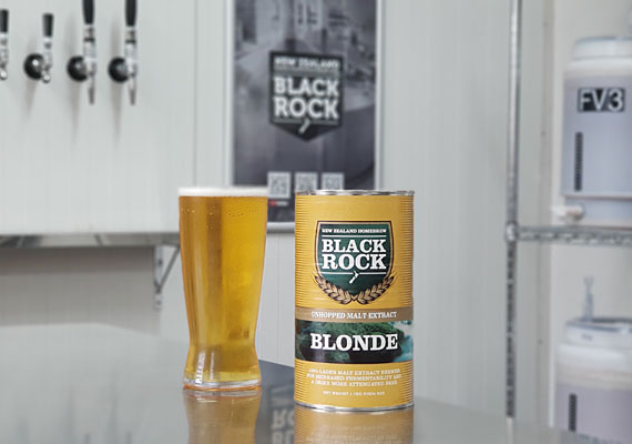 Blonde - Unhopped
