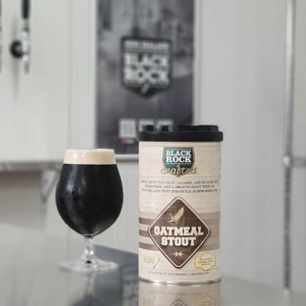Crafted Oatmeal Stout
