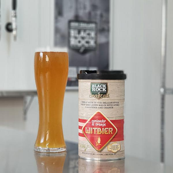 Crafted Witbier