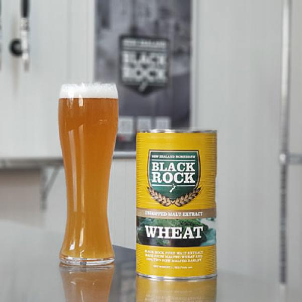 Wheat Malt -  Unhopped